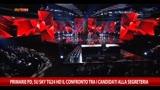 Primarie Pd, su Sky TG24 confronto tra candidati segreteria