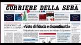 Rassegna stampa nazionale (30.11.2013)