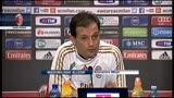 """30/11/2013 - Milan, Allegri: """"Il mio futuro resta legato ai risultati"""""""