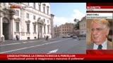 05/12/2013 - Legge elettorale, la consulta boccia il Porcellum