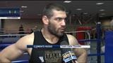 """07/12/2013 - Italia-Thunder, Russo: """"Con la Germania sfida dura"""""""