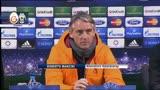 """Mancini avverte la Juve: """"Può succedere di tutto"""""""