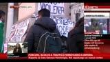 10/12/2013 - Forconi, blocco a traffico ferroviario a Imperia