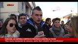 10/12/2013 - Forconi, ad Imperia studenti annunciano protesta ad oltranza
