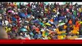 10/12/2013 - I grandi della terra alla commemorazione di Mandela