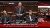11/12/2013 - Letta: senza UE ripiombiamo nel Medioevo