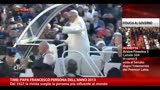 Time: Papa Francesco persona dell'anno 2013