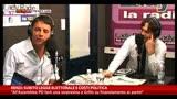 12/12/2013 - Renzi: subito legge elettorale e costi politica