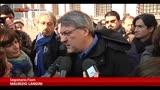 """12/12/2013 - Corteo FIOM a Roma, Landini: """"No a privatizzazione imprese"""""""