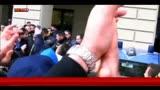 12/12/2013 - No Tav: baciò un agente, segnalata per violenza sessuale