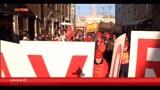 12/12/2013 - Fiom, corteo a Roma per nuovo piano sul lavoro