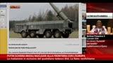 15/12/2013 - Putin schiera missili nucleari alla frontiera con l'Europa