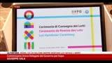 16/12/2013 - Expo, consegnati a Milano i lotti ai primi 26 paesi