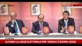 18/12/2013 - Renzi, noi dobbiamo fare subito la nuova legge elettorale