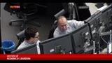 Mercati europei positivi, Francoforte ai record storici