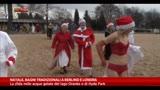 25/12/2013 - Natale, bagni a Berlino e Londra
