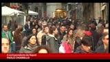 29/12/2013 - Capodanno, Napoli invasa dai turisti