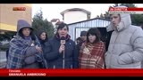 31/12/2013 - Sisma Campania, altra notte in strada per alcune famiglie