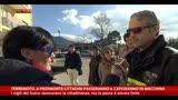 31/12/2013 - Terremoto Piedimonte,Capodanno in macchina per i cittadini