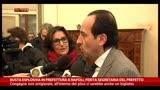 31/12/2013 - Busta esplosiva in prefettura a Napoli, ferita segretaria