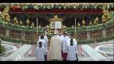 31/12/2013 - Poveri, Papa: occorre fare di Roma una citta più solidale