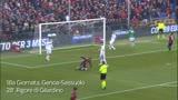 07/01/2014 - Fallo su Antonelli, rigore per il Genoa