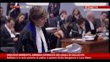 09/01/2014 - Omicidio Meredith, arringa difensiva di Giulia Bongiorno