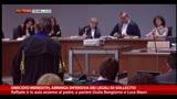 09/01/2014 - Omicidio Meredith, arringa difensiva dei legali di Sollecito