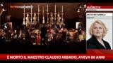 Addio al Maestro Abbado, il ricordo di Katia Ricciarelli