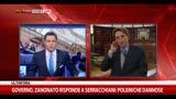 """22/01/2014 - Cialente ritira le dimissioni: """"Per L'Aquila nuovo inizio"""""""