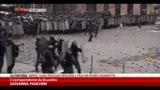 22/01/2014 - Ucraina, continuano gli scontri: tre i morti