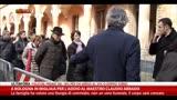 A Bologna in migliaia per l'addio al maestro Claudio Abbado