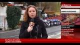 24/01/2014 - Roma, incendio in un residence immigrati: 1 morto e 3 feriti