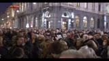 27/01/2014 - Abbado, 8mila in piazza della Scala per salutare il Maestro