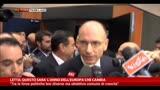 29/01/2014 - Letta incontra Barroso e Van Rompuy a Bruxelles