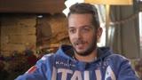 29/01/2014 - Snowboard cross, il sogno olimpico di Matteotti