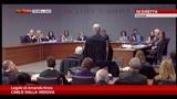 Processo Meredith, Camera Consiglio per processo appello bis