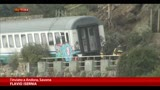 Treno sospeso, entro lunedi al via lavori rimozione