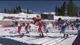 Sochi 2014, Skiathlon femminile: Marit Bjoergen d'oro