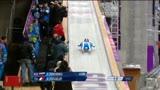 Singolo di slittino: Zoeggeler terzo dopo la seconda manche