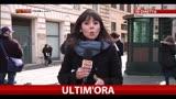12/02/2014 - Governo, Renzi a Palazzo Chigi: al via l'incontro con Letta