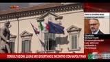 16/02/2014 - Consultazioni, Lega e M5S disertano incontro con Napolitano