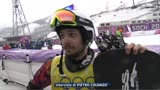 "Snowboard Cross, Matteotti: ""Non era facile"""