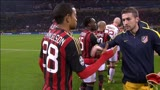 Milan-Atletico Madrid 0-1