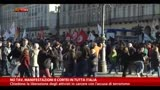22/02/2014 - No Tav, manifestazioni e cortei in tutta Italia