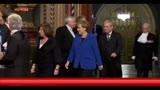 27/02/2014 - Merkel ai Lords: sull'Europa non vi daremo sostegno