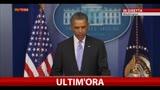 28/02/2014 - Barack Obama riferisce sulla crisi in Ucraina