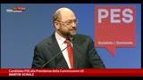 """01/03/2014 - Schulz: """"Renzi ha un piano coraggioso per ridare speranza"""""""
