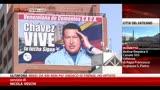 Venezuela, primo anniversario della morte di Chavez
