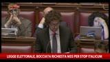 05/03/2014 - Toninelli: ltalicum è superporcellum con gli stessi difetti